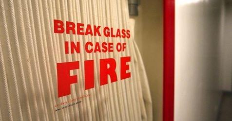 Tűzvédelmi előadó tanfolyam - képzés