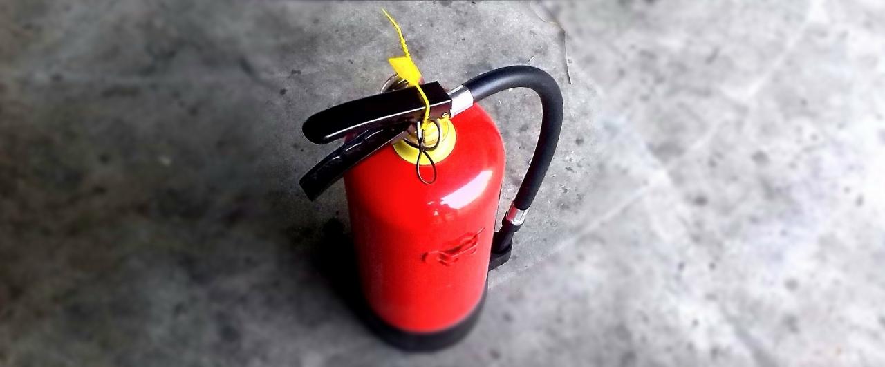 ÁE Tűzvédelmi előadó tanfolyam